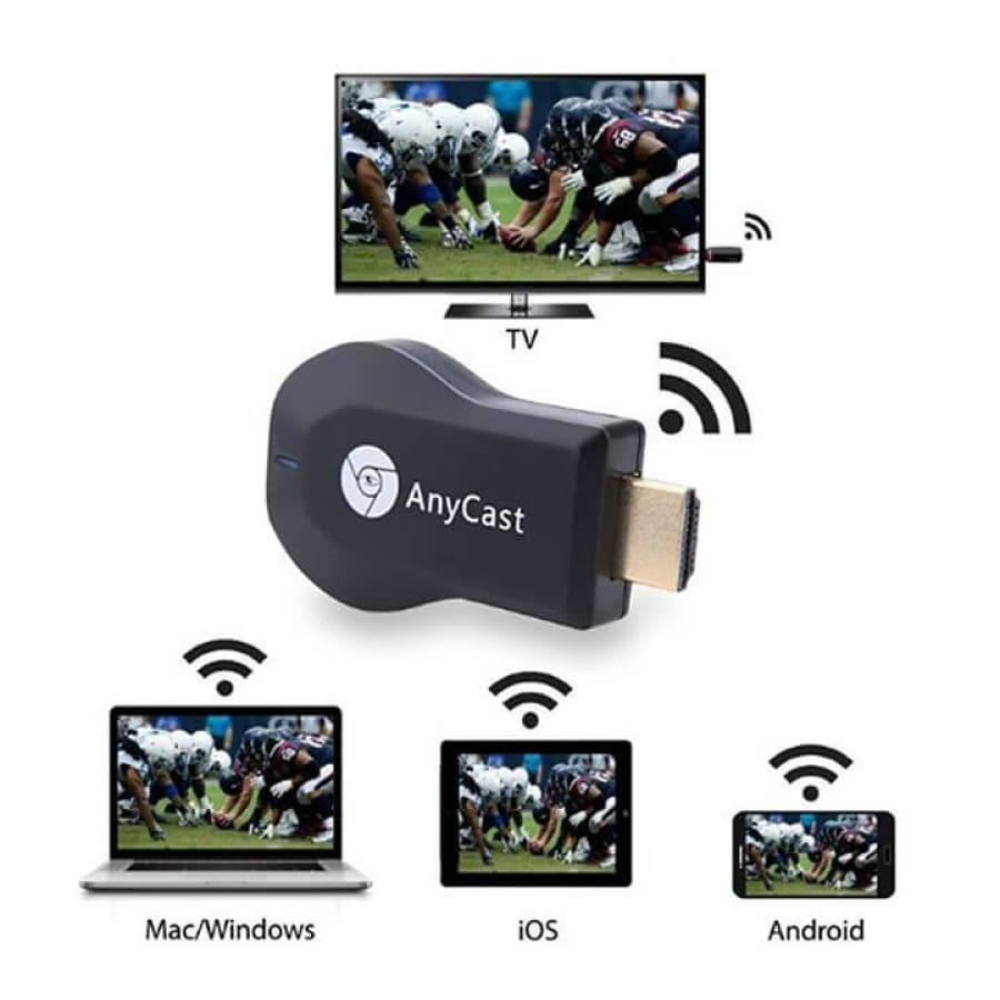 AnyCast M2 Plus HDMI TV Stick