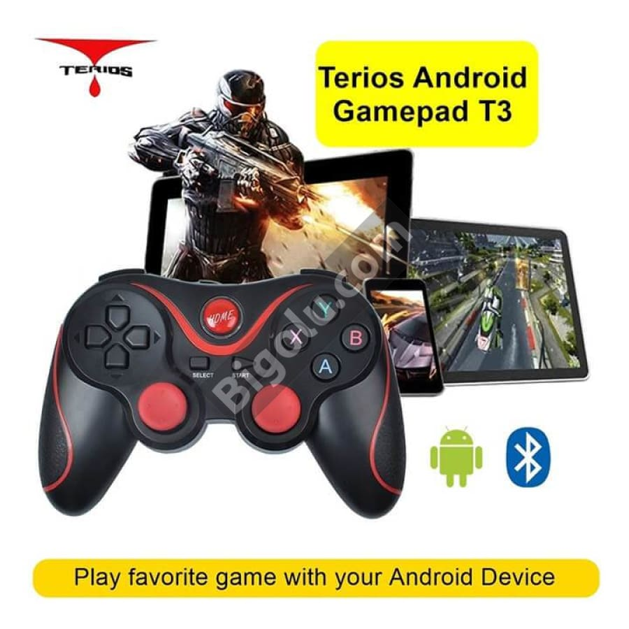 Bluetooth Wireless Game Pad