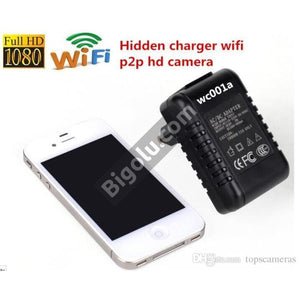 Full HD Charger Camera Live Streaming (5.0 megapixel)