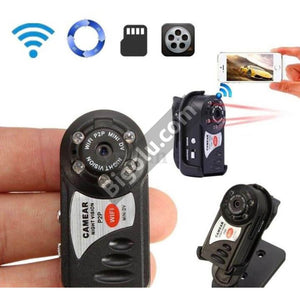 Mini Wifi Camera with Live Streaming