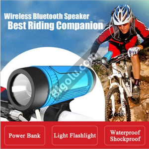 S1 Portable Wireless Speakers Power Bank