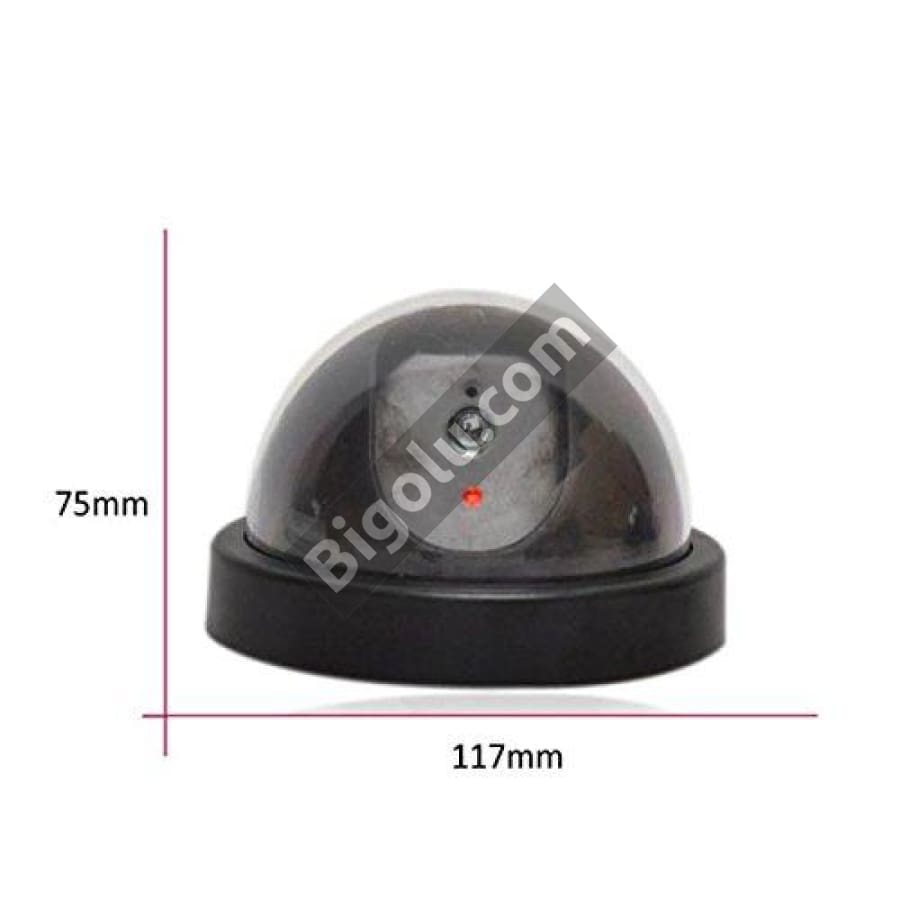 S360 Dummy/Fake Security CCTV Dome Camera