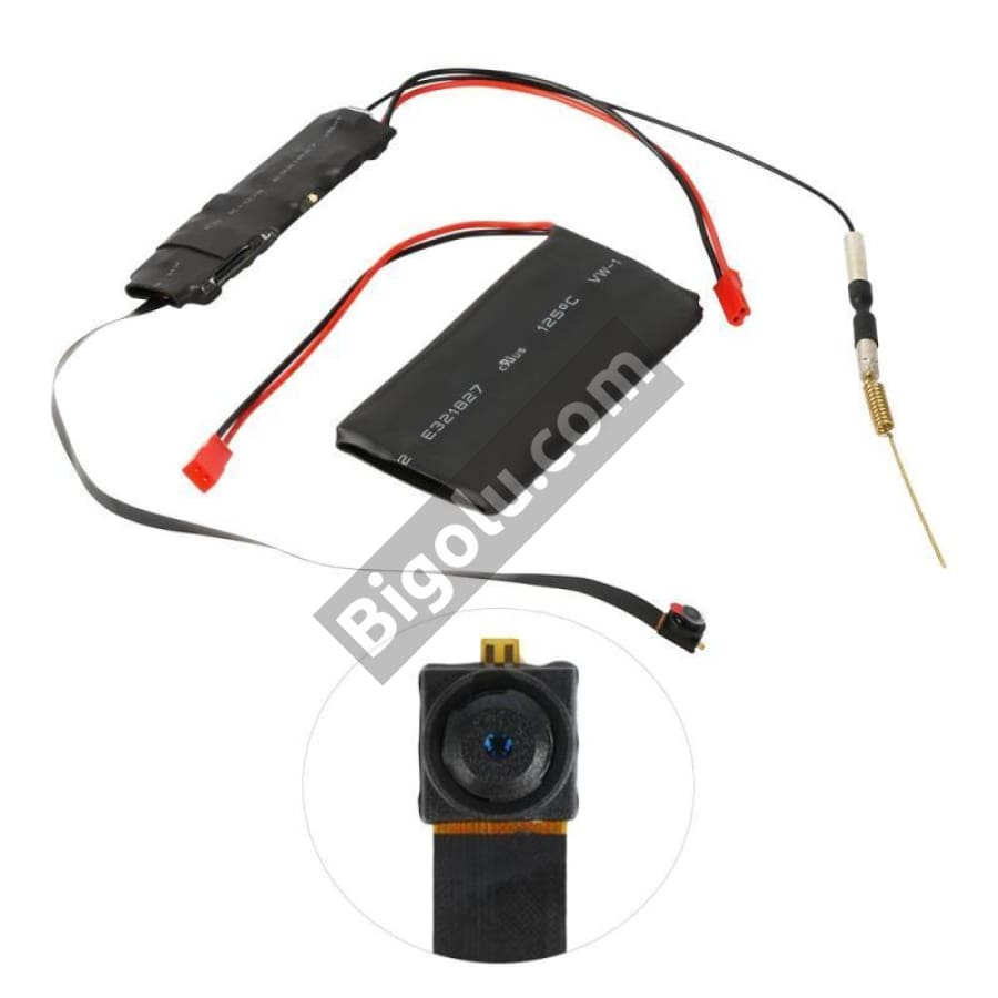 S360 Ultra HD Camera Module (Live Video Streaming)