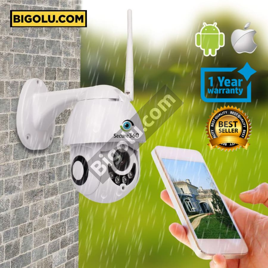 Secure360 - Smart Wireless Security Camera