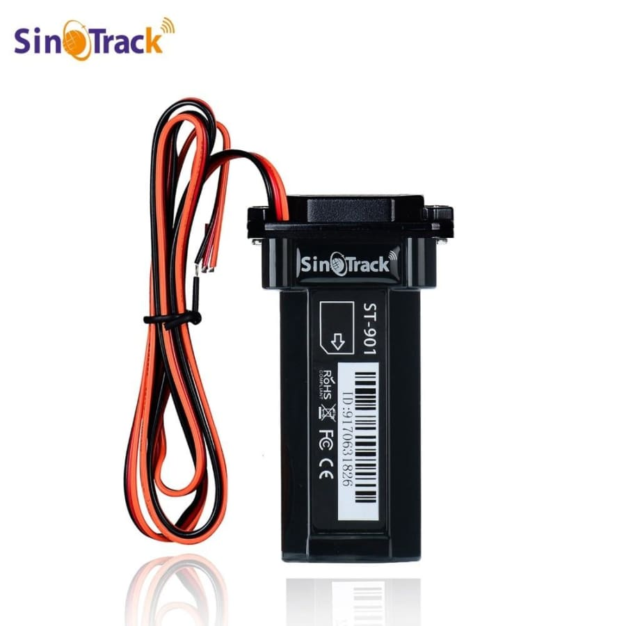 ST 901 Waterproof Built-in Battery GSM GPS Tracker