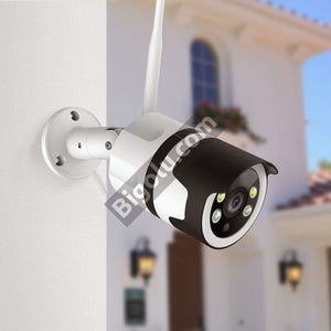 V380 Smart Outdoor Weatherproof Bullet Camera