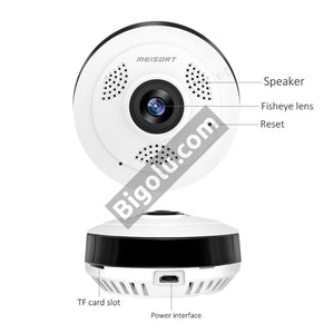 V380 Wireless Panoramic Camera