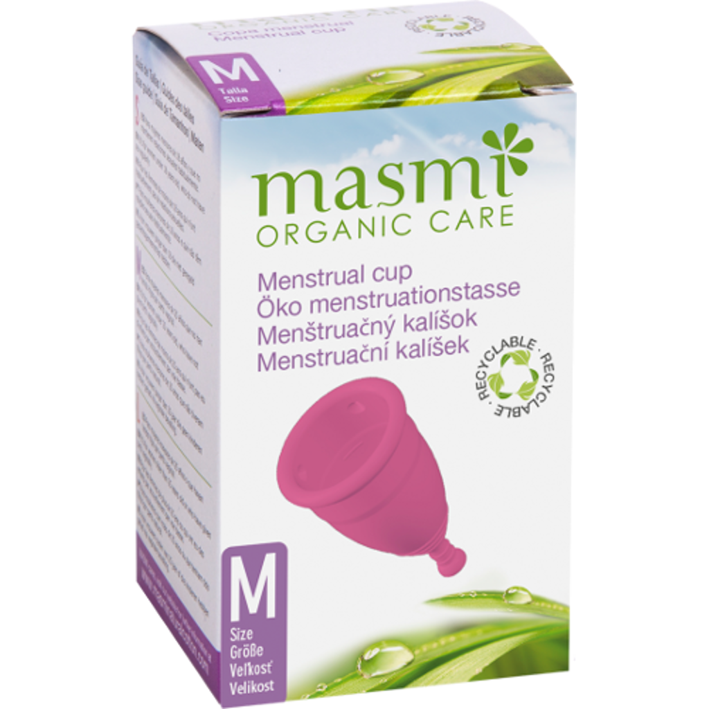 Menstruationstasse M - UNIqueCORNer