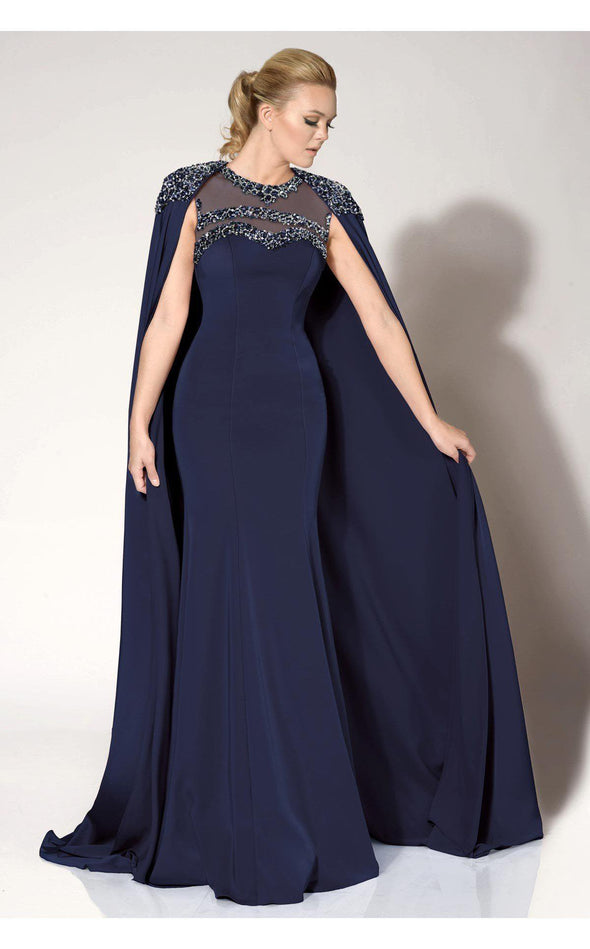 Style 10840-MNM COUTURE-4/36-NAVY BLUE-onlinemarkat