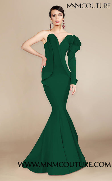Style 2327-MNM COUTURE-4/36-GREEN-onlinemarkat