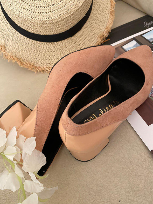 Comfortable High Heel - SH112-shoes-onlinemarkat-onlinemarkat