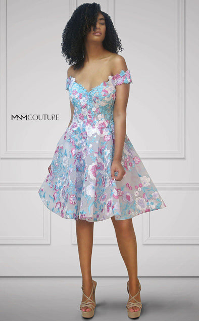 Style K3674-MNM COUTURE-0/32-AQUA-onlinemarkat