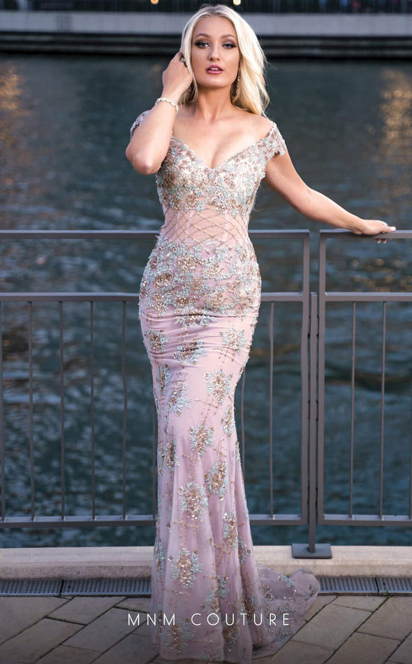 Style K3759-MNM COUTURE-onlinemarkat