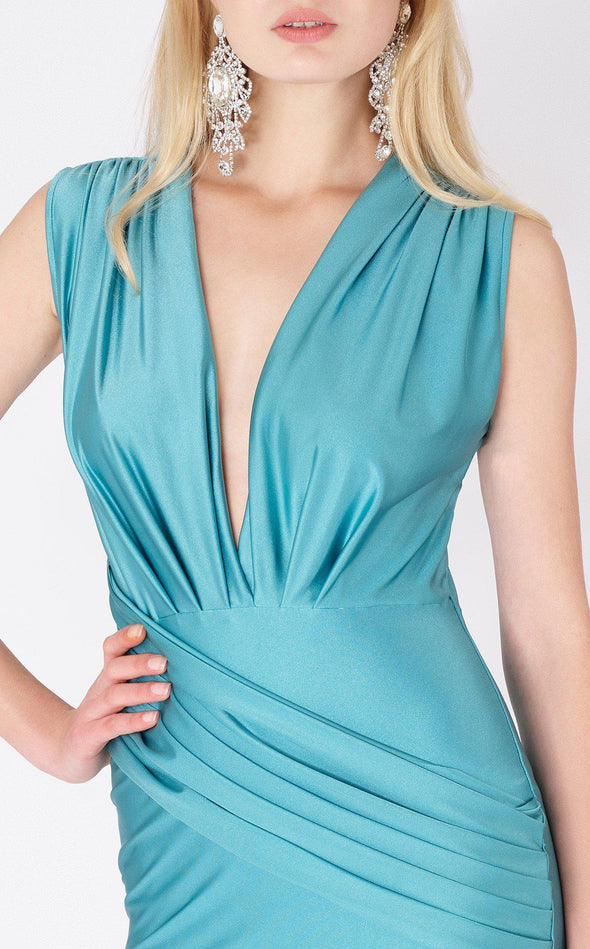 Style L0001-MNM COUTURE-XS-TURQUOISE-onlinemarkat