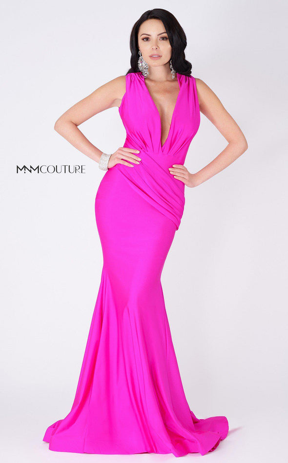 Style L0001-MNM COUTURE-XS-DARK N PINK-onlinemarkat