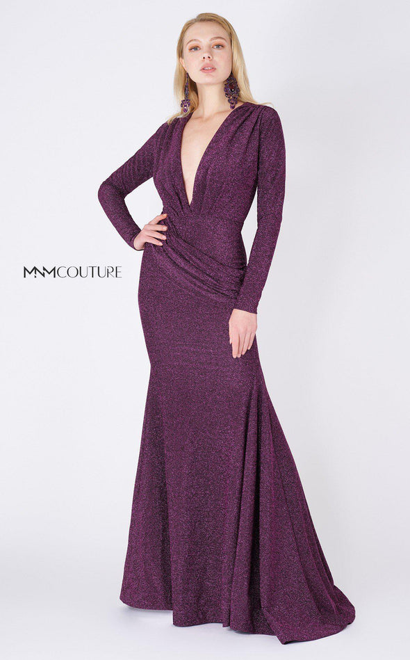 Style L0002B-MNM COUTURE-XS-PURPLE/SILVER-onlinemarkat