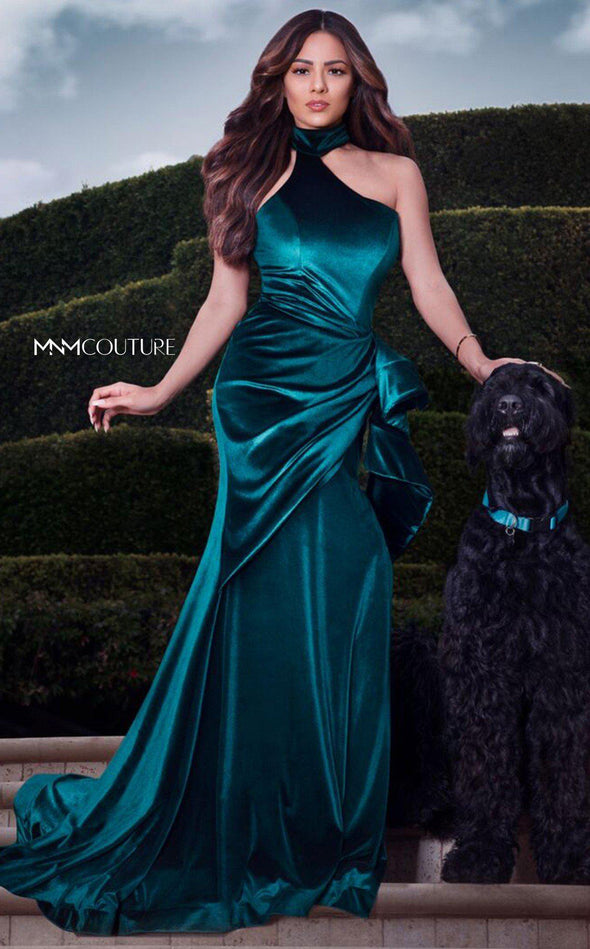Style L0038-MNM COUTURE-XS-GREEN-onlinemarkat
