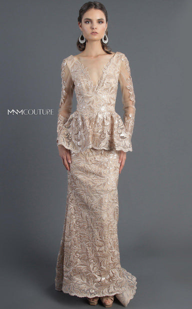 Style M0001-MNM COUTURE-4/36-CHAMPAGNE-onlinemarkat