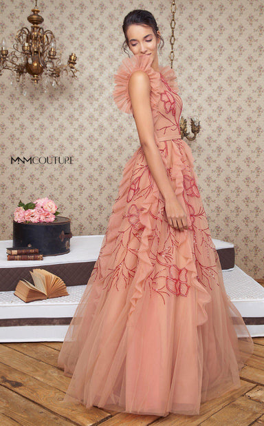 Style N0339-MNM COUTURE-onlinemarkat