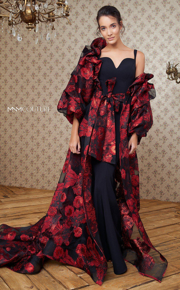 Style N0349-NF BY NOUR-4/36-BLACK/RED-onlinemarkat