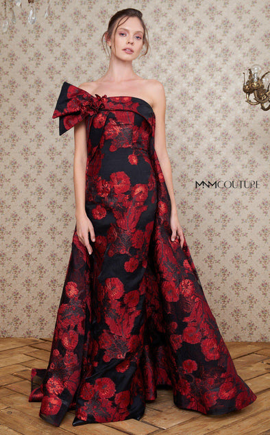 Style N0355-NF BY NOUR-4/36-BLACK/RED-onlinemarkat