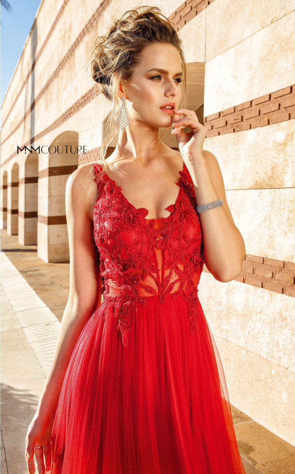 Style F4884-MNM COUTURE-onlinemarkat