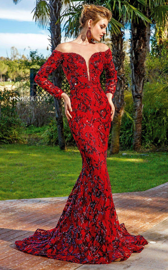 Style F00564-MNM COUTURE-onlinemarkat