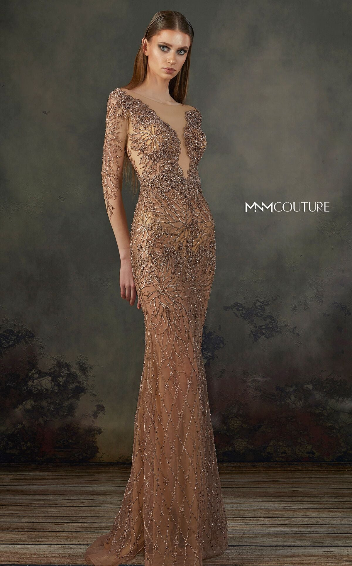 Style K3720-MNM COUTURE-onlinemarkat