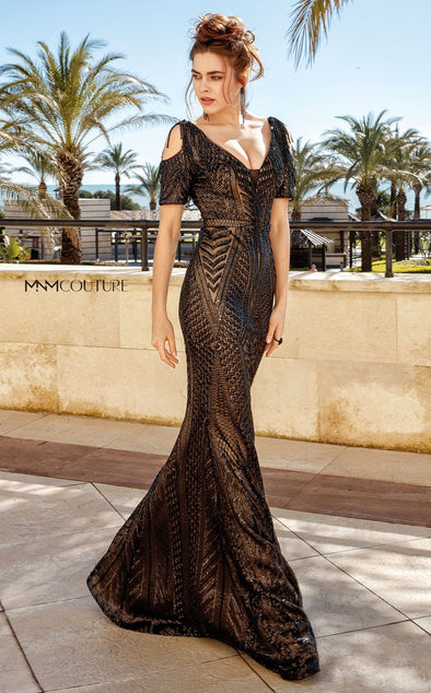 Style F00530-MNM COUTURE-4/36-BLACK-onlinemarkat