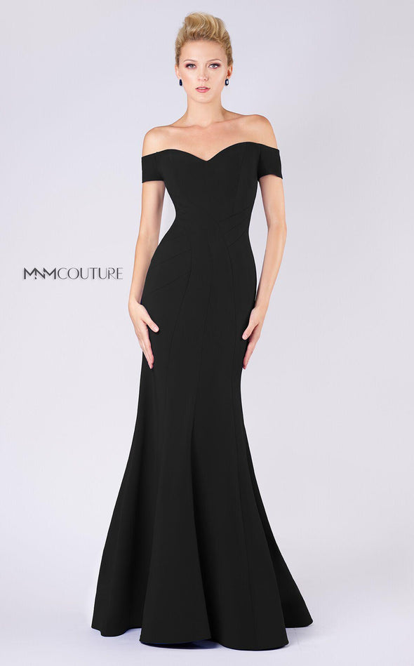 Style M0005-MNM COUTURE-4/36-BLACK-onlinemarkat