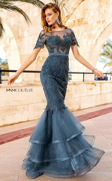 Style F00520-MNM COUTURE-4/36-NAVY BLUE-onlinemarkat
