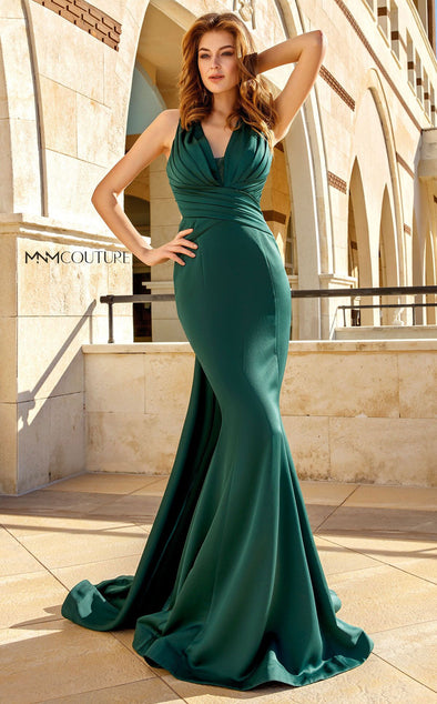 Style F4928-MNM COUTURE-4/36-EMERALD GREEN-onlinemarkat