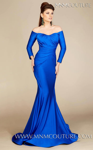 Style S0003A-MNM COUTURE-XS-BLUE-onlinemarkat