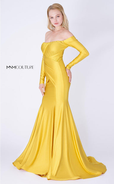 Style S0003A-MNM COUTURE-XS-MUSTARD-onlinemarkat