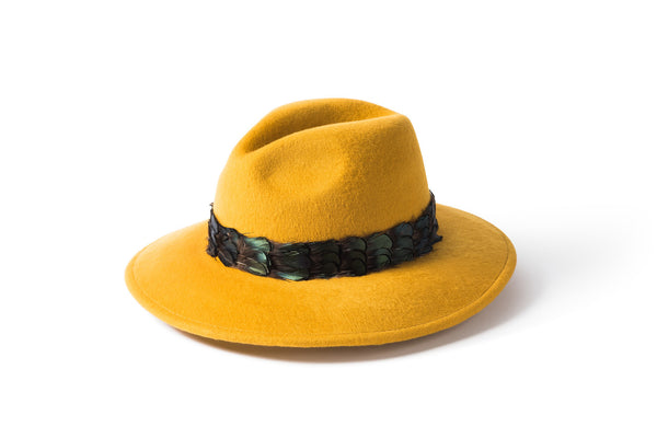 Stylish Country Trilby Hats