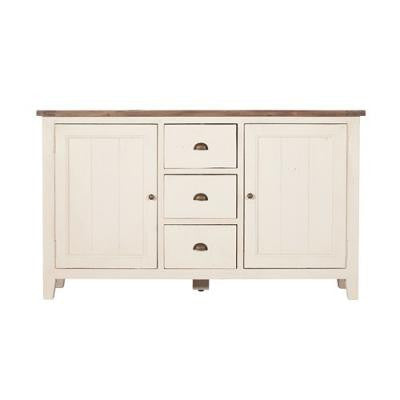 New England Wide Sideboard