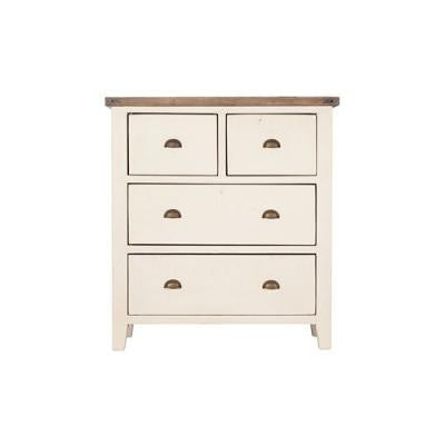 New England 4 Drawer Chest - Unique Gifts & Interiors