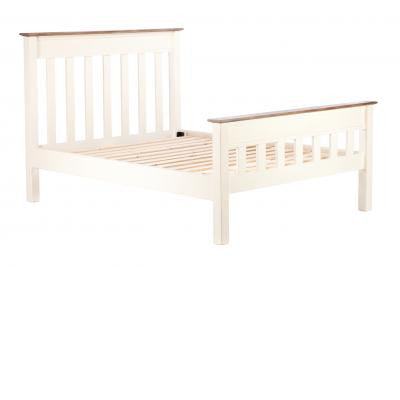New England Panelled Bedstead