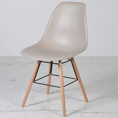 Modern moulded chair