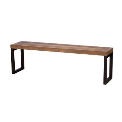 Re-claimed dining bench large