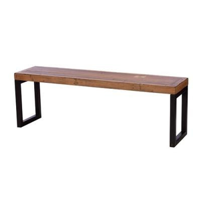 Re-claimed small dining bench - Unique Gifts & Interiors