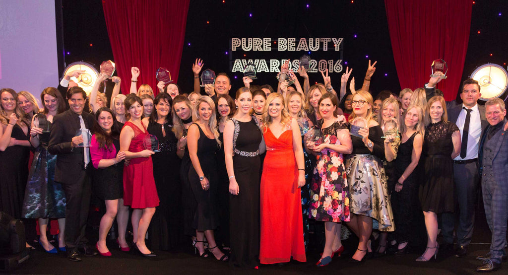 Phytomone Wins Bronze Best New British Brand at Pure Beauty Awards 2016