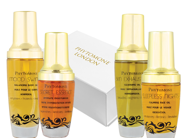 Best Anti-Ageing Oils For Mature Skin  - Phytonol™ Limited Edition Collection 4 Oils