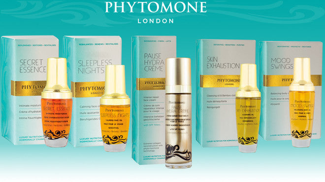 Phytomone Introduce Cosmetic HRT