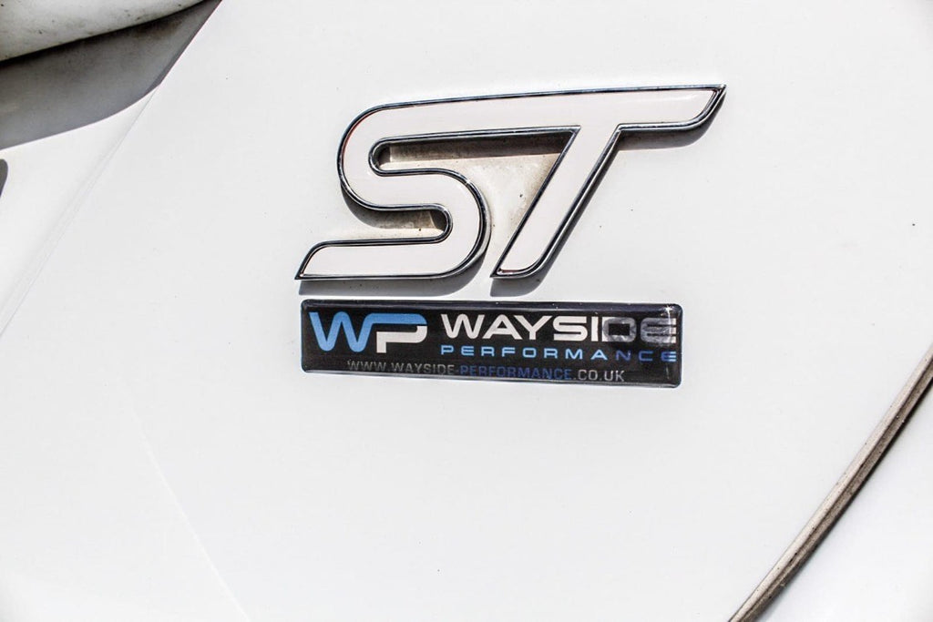 Wayside Performance Gel domed badges