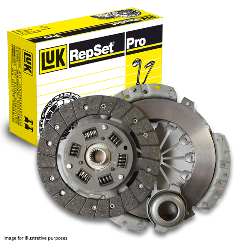 Focus RS LUK Clutch Kit - Upgrade for MK2 Focus ST225