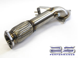AS Performance Fiesta ST180 Decat Downpipe