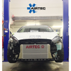 Airtec Stage 3 Fiesta ST180 Eco Boost front mount Intercooler - Wayside Performance