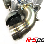 X-47R Hybrid Turbo for Fiesta ST MK7 ST180 1.6 Ecoboost Turbo and Elbow