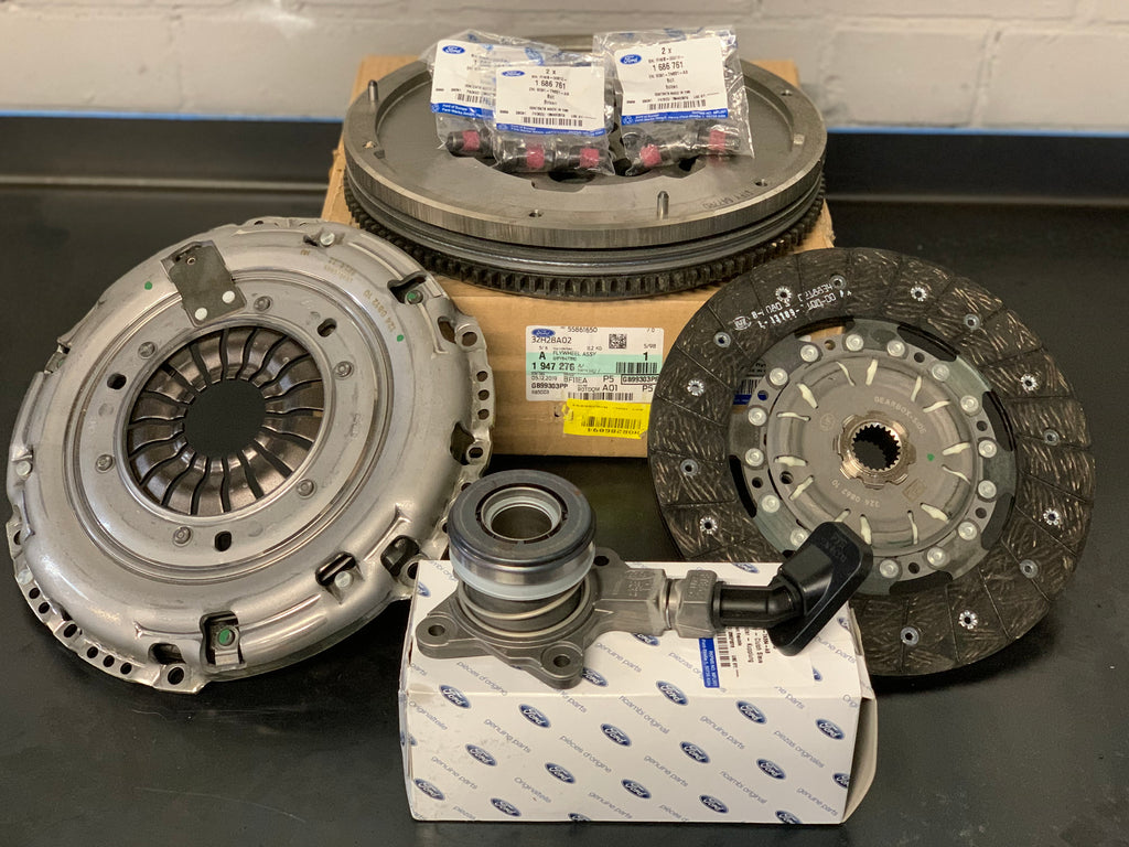 Focus RS MK3 Clutch & Flywheel Kit - Upgrade for MK3 Focus ST ST250